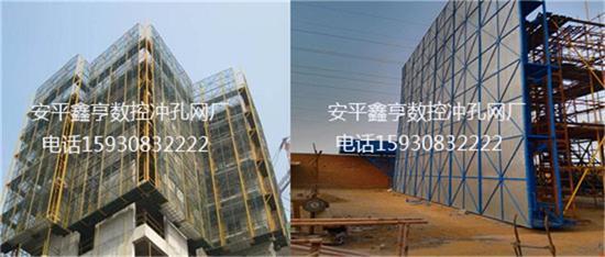 保证工期:网片独立升降,可节省塔吊的吊次;爬架爬升后底部即可进行