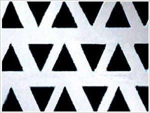 三角孔冲孔网