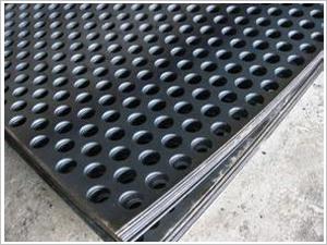内蒙古铁板冲孔网