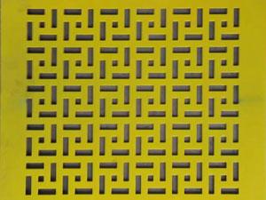 内蒙古图案冲孔网